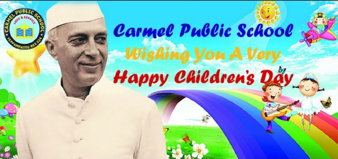 Children's Day Assembly & Wishes (2020-21)