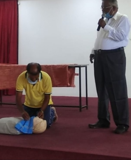 First Aid Awareness Program